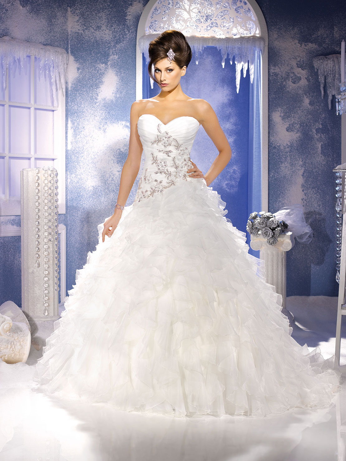 Kelly Star Wedding Dress Collection 2015 - Star Wedding Dress